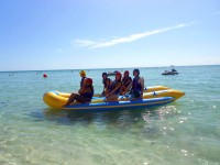 Rennert Teens Miami Banana Boat Ride