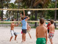 Rennert Teens Miami Becah Volleyball