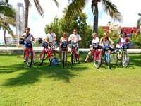Rennert Teens Miami Biking