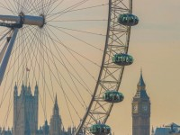 London Eye and Big Ben
