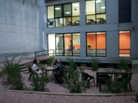 Global-Business-School-Barcelona-Garden