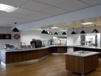 OAT Dining Hall servery