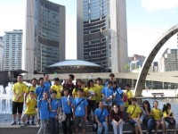 Toronto City Hall - 2012 Summer Camp